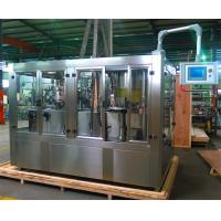 Wholesale Electric Carbonated Drink Can Filling Machine Aluminum Can Filling Line from china suppliers
