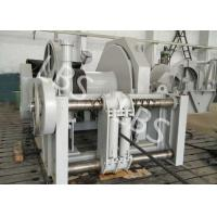 Wholesale Smooth Drum Spooling Device Winch /  Wire Rope Ranging Device Winch from china suppliers
