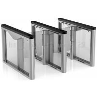 Wholesale Access Control System Speed Gates Turnstile With High Speed Servo Motor from china suppliers