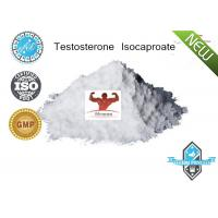 Wholesale 98% High Purity Steroid Hormone Testosterone Isocaproate CAS15262-86-9 for Fittness from china suppliers