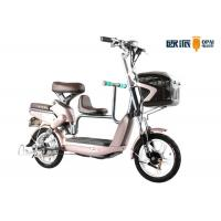 Wholesale Adult Electric Bike With Child Seat from china suppliers