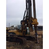 Wholesale Hydraulic Rotary Pile Driving Rig For Bored Pile Foundation 43M Depth 1.3M Dia KR125C from china suppliers