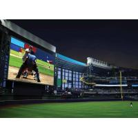Wholesale P8 HD Advertising Outdoor Full Color LED Display , Rental LED Screen For Football Games from china suppliers
