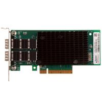 Wholesale 10G dual port Ethernet Fiber Network Card PCI - Express Intel controller 2 SFP+ from china suppliers