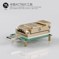 Wholesale programmer adapter WL ACT APPLE Chip Test Fixture Tool for iPhone 4S 5 5S 5C from china suppliers