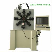 Wholesale High precision and accuracy camless eleven axis spring former for spring and wire forms making from china suppliers
