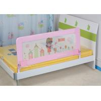 Wholesale Hide Away Extra Long toddler bed side rails For Senior With Soft Washable Mesh from china suppliers