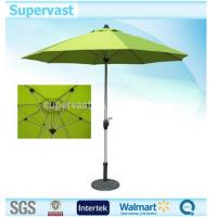Wholesale Outdoor Patio Equipment Waterproof Fabric Beach Umbrella Sun Shelter from china suppliers