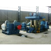 China Reversible Cold Rolling Mill Metal Roll Forming Machine,  Four Roll, 185×460×500mm on sale
