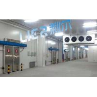 Wholesale Large Modular Polyurethane Cold Room / freezer For Meat , Vegetables and Fruits from china suppliers