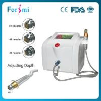 Wholesale 5MHZ Radio frequency fractional rf microneedle for salon wth no down time from china suppliers