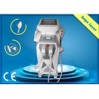 Wholesale E - light + rf + nd yag / shr IPL Hair Removal Machine multi function from china suppliers