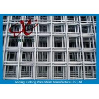 Wholesale 4x4 Stainless Steel Welded Wire Mesh Panels For Concrete Foundations from china suppliers
