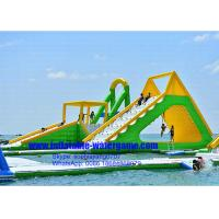 Wholesale Business Huge Inflatable Water Park With Repair Kits / Air Pump Accessory from china suppliers