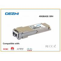 Wholesale 40GBASE-SR4 40G QSFP+ Module for MMF 850nm 100M 100% Cisco compatible QSFP-40G-SR4 from china suppliers