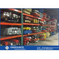 Wholesale High Efficiency Pallet Storage Racks With Wire Mesh Deck Corrosion Protection from china suppliers