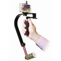 Quality Video Stabilizer for GoPro, Smartphones, Camcorders with Smartphone Holder & GoPOR ADAPTER for sale