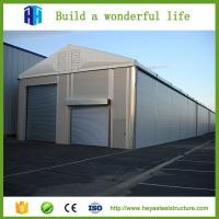 China Pre-engineered c type channel steel purlin steel structure 4s car shop on sale
