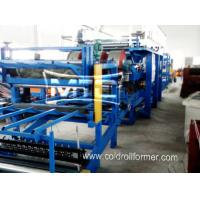 Wholesale EPS/Rockwool Insulated Sandwich Panel Production Line from china suppliers