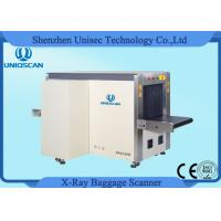 Wholesale Medium Security Baggage Scanner Machine Dual View Baggage And Parcel X-Ray Scanner from china suppliers