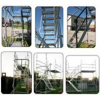 Wholesale Durable high-tensile steel  Mobile Scaffolding / mason frame stair tower from china suppliers