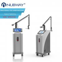 Wholesale Bottom factory price!!! High quality rf skin rejuvenation vaginal tightening medical fractional co2 laser equipment from china suppliers