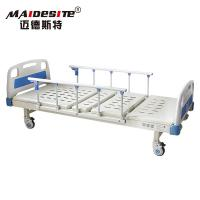 Wholesale Movable Variable Height Hospital Bed , Medical Adjustable Bed White Color from china suppliers
