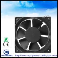 Wholesale 48V small dc cooling fan 120x120x38mm with PWM FG for computer case or chassic from china suppliers