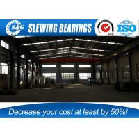 Wholesale Light Type No Gear Slewing Ring Bearing For Steel Works Equipment from china suppliers