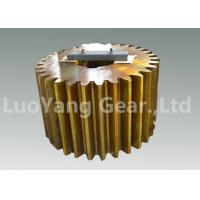 Wholesale Internal Cylindrical Spur Straight Cut Gear Ball Mill Ring Gears Wheel from china suppliers