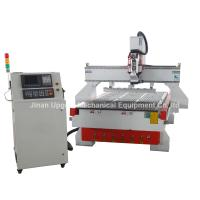Wholesale Linear Auto Tool Changer CNC Router with Moving Tool Post from china suppliers