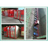 Wholesale Customized Safety Construction Site Lift For Passenger And Material Lifting from china suppliers