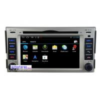 Wholesale Hyundai Santa Fe Stereo Multimedia Android Car Sat Nav GPS Navigation DVD Player 6.2'' from china suppliers