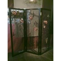 Wholesale Fashion Decorative Folding Screens For Home / Restaurant / Hotel from china suppliers