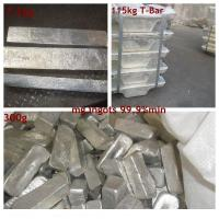 Wholesale MAGNESIO METALICO EN LINGOTES 99.9% MIN, Lingotto di Magnesio from china suppliers