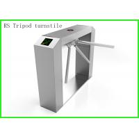 Wholesale Certificated Esd Tripod Turnstile Gate Access Control Corrosion Resistant from china suppliers