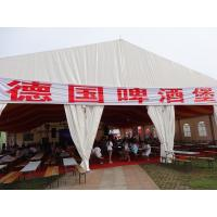 Wholesale Winter Festival Camping Tent Aluminum Alloy Material With Ridge Rooftop from china suppliers
