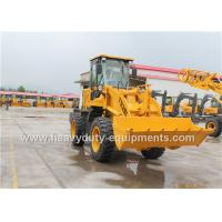 Wholesale T933L SINOMTP Articulated Front End Loader With Torque Converter Gearbox Air Brake from china suppliers