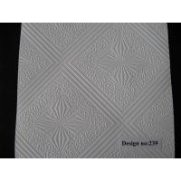 Wholesale PVC Laminated Gypsum Ceiling Tiles #239 from china suppliers