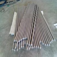 Wholesale TC6 alloys military use titanium price per bar from china suppliers