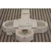 Buy cheap Fused cast AZS brick 36# for glass furnace from wholesalers