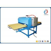 Wholesale Pneumatic Double Station Large Format Heat Press Machine Jersey Sublimation Printing Machine from china suppliers