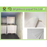 Wholesale Environmental 300gsm Ivory Board Paper One Side Coated For Printing from china suppliers