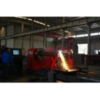 Wholesale Tube /  Pipe CNC Plasma Cutting Machine With Five Axis Controlled from china suppliers