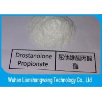 Wholesale CAS 521-12-0 Androgenic Anabolic Steroids Drostanolone propionate Masteron Drolban from china suppliers