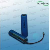 Wholesale 3.7V 800mAh Rechargeable Lithium Batteries For Lighting / Solar Lights from china suppliers