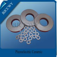 Wholesale Ring Shape Piezo Ceramic Plate from china suppliers