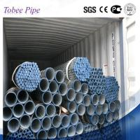 Quality Tobee ® Q235 ST35 galvanized iron pipe price for water pipe line for sale