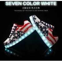 Wholesale 2016 Hot Selling Light up LED Shoes with USB Recharge from china suppliers