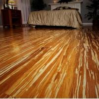 Quality Tiger Strand Woven Bamboo Flooring for sale